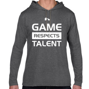 Game Respects Talent L/S Tee Thumbnail