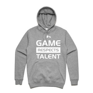 Game Respects Talent Hoodie 1 Thumbnail