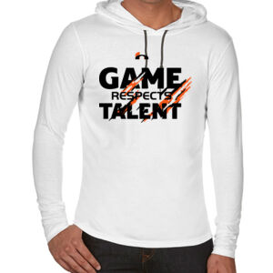 Game Respects Talent L/S Tee 2 Thumbnail