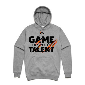 Game Respects Talent Hoodie 2 Thumbnail